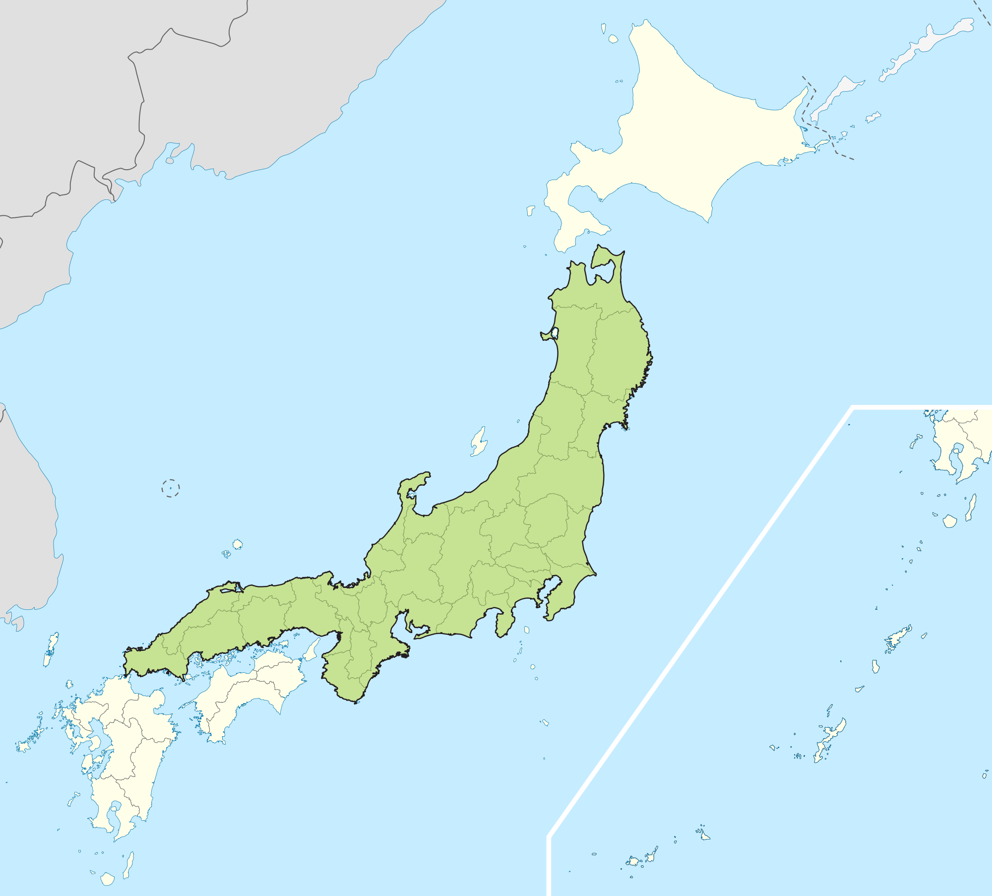 Map Quiz Japanese Midterm Flashcards By Proprofs