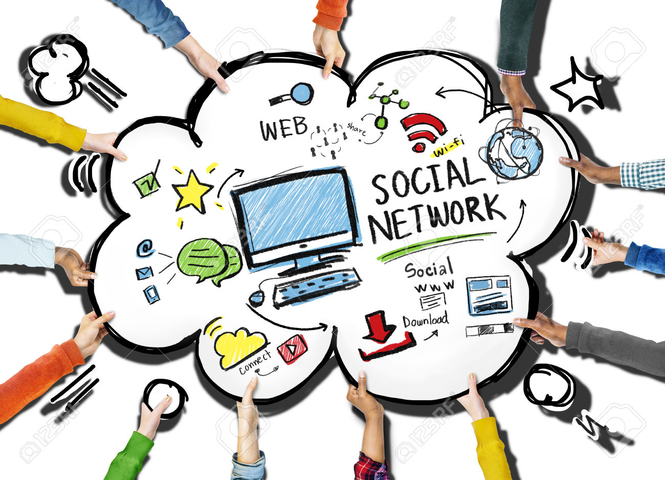 social media and network technology benefits Advocates point out the benefits that social media provides for today's digital learners while  fluent in web and social networking  campus technology .