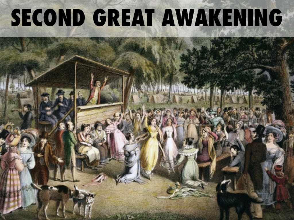 unit flashcards by proprofs 2nd great awakening