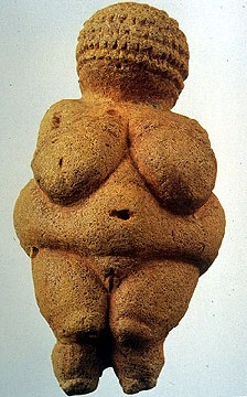 woman of willendorf meaning