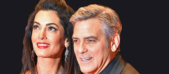 George Clooney and Wife Amal Amlauddin Make Marriage a Priority