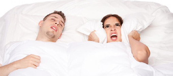 How to Deal With a Snoring Partner