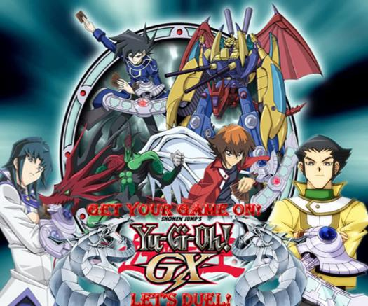 Yugioh Gx Duel Academy Entry Exam