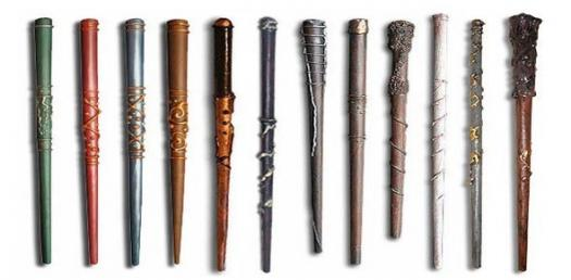 Harry Potter Wand Test