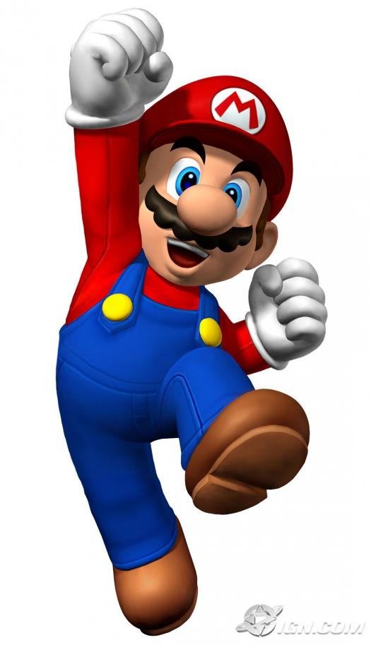 What Mario Character Are You