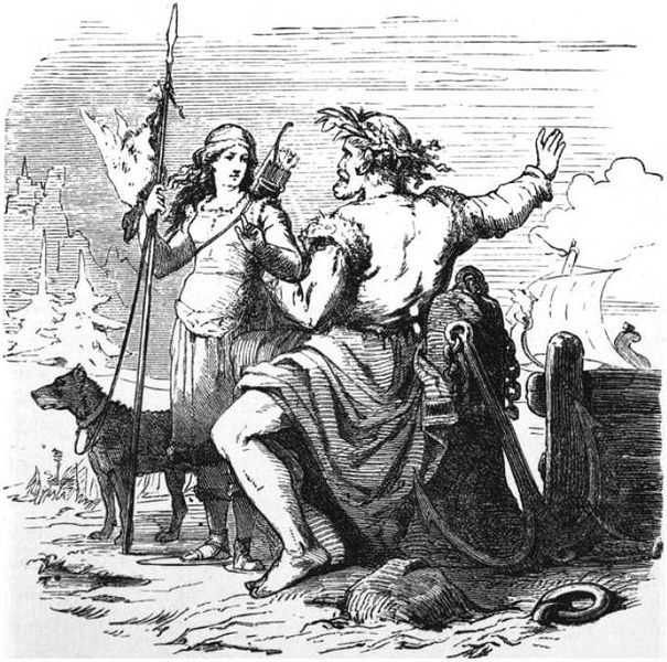 The Gods And Their Spouses - Norse Mythology Couples Quiz