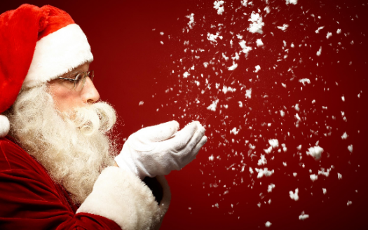 Who Will Be Your Generous Santa Claus?