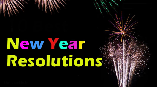 Famous New Year Resolutions - Can You Guess Who?