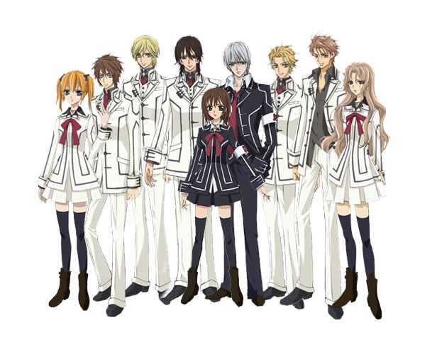 Which Vampire Knight Character Are You?