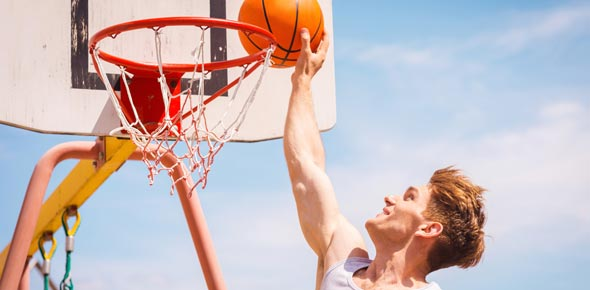 National Federation High School Basketball Exam