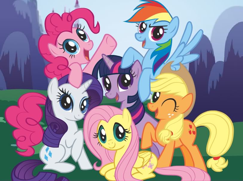 "Which ""my Little Pony"" Character Are You Most Like?"
