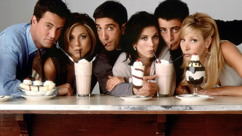 """Which Character From """"Friends"""" Are You?"""