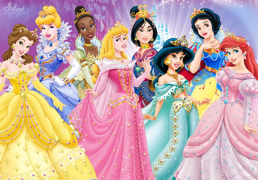 which disney princess were you
