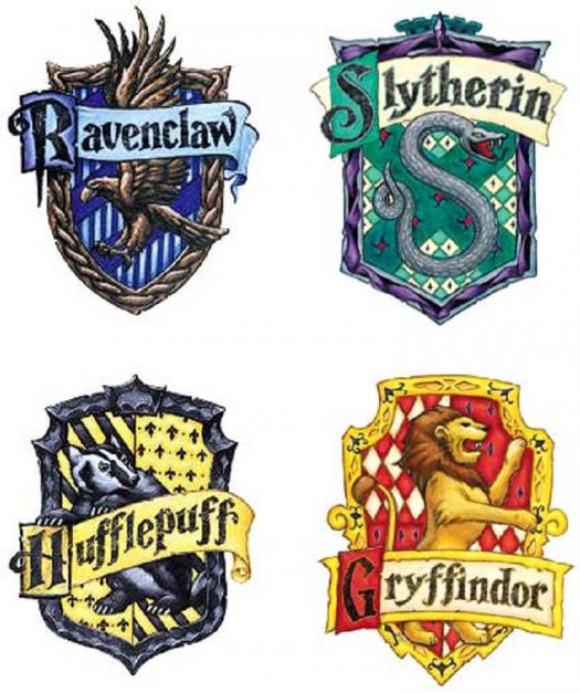 Which Hogwarts How Do You Belong To: Which Hogwards House Do You Belong To? Harry Potter House