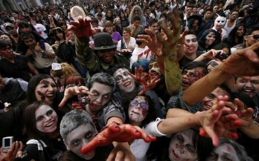 would you survive a zombie outbreak proprofs quiz. Black Bedroom Furniture Sets. Home Design Ideas