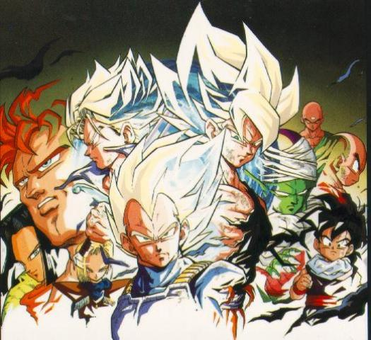 Which Dragonball Z Character Are You?