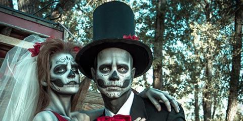 Couple's Halloween Costume Quiz