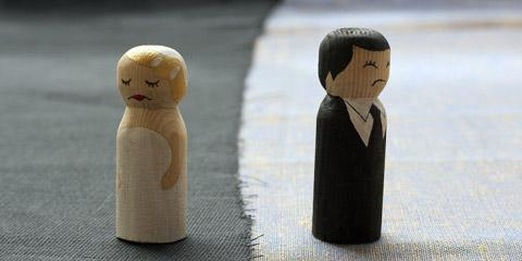 Is Your Marriage Falling Apart?
