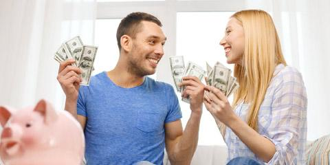 The Couples And Money Quiz