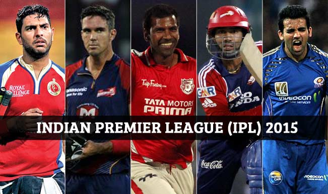 How Much Do You Know About The Indian Premier League 2015?