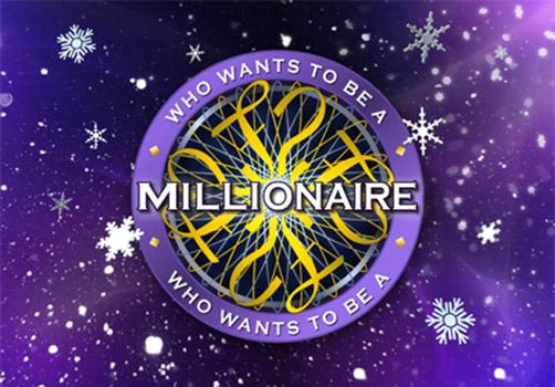 if i were a millionare So seeing as saturday is the 15th anniversary of the who wants to be a millionaire premiere,  the initials were literally achoo nice try.