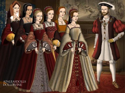marriages of the king henry viii of england The wives of henry the viii [the tudors + horrible histories] safiye  king henry sings  facts about king henry viii that schools did not.