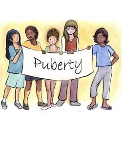 Puberty Test For 13 And 14 Year Old Males