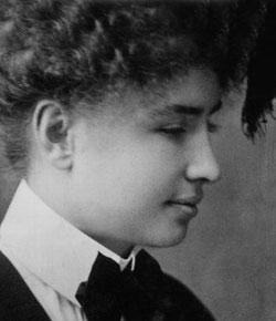 Helen Keller Autobiography Quiz