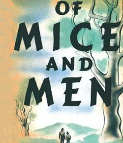 """of mice and men excerpt In of mice and men, steinbeck idealizes male friendships, suggesting that they are the most dignified and satisfying way to overcome the loneliness that pervades the world as a self-declared """"watchdog"""" of society, steinbeck set out to expose and chronicle the circumstances that cause human suffering."""