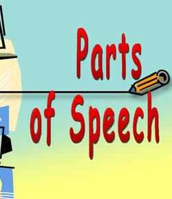 Parts Of Speech Practice Test