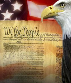 the U.S. constitution, declaration of independence and washington constitution