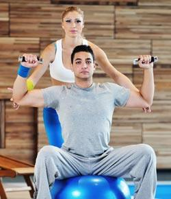 ACE personal trainer test
