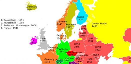 Geography quizzes at quiz maker european countries quiz gumiabroncs Images