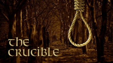 Help with 'The Crucible' Act 1?