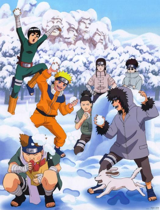 Which Naruto Character Loves You?