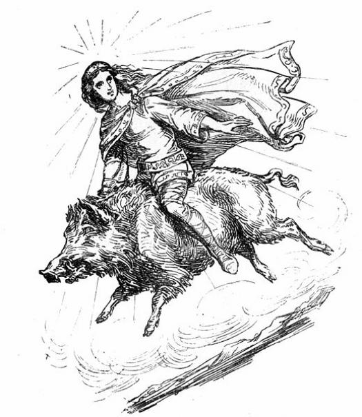 Animals In Norse Mythology