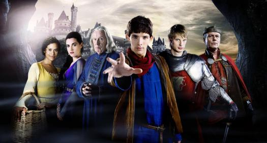 Which Merlin Character Are You?