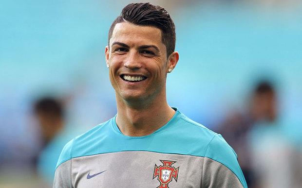 Puzzle Ronaldo