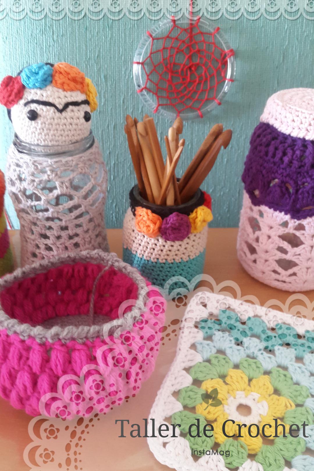Rompecabezas Crochet