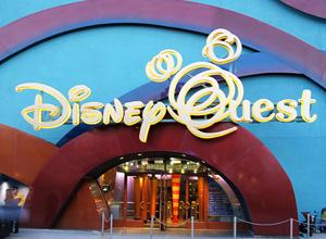 A Quest In Disney