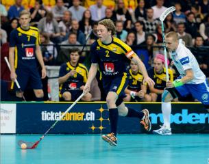 Johan Samuelsson - Floorball Puzzle