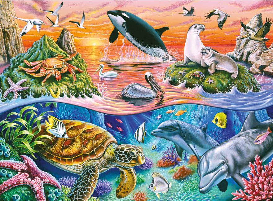 Ocean Jigsaw Puzzles Proprofs Jigsaw Puzzle Games