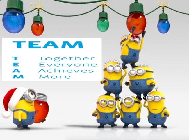 Teamwork Jigsaw Puzzle