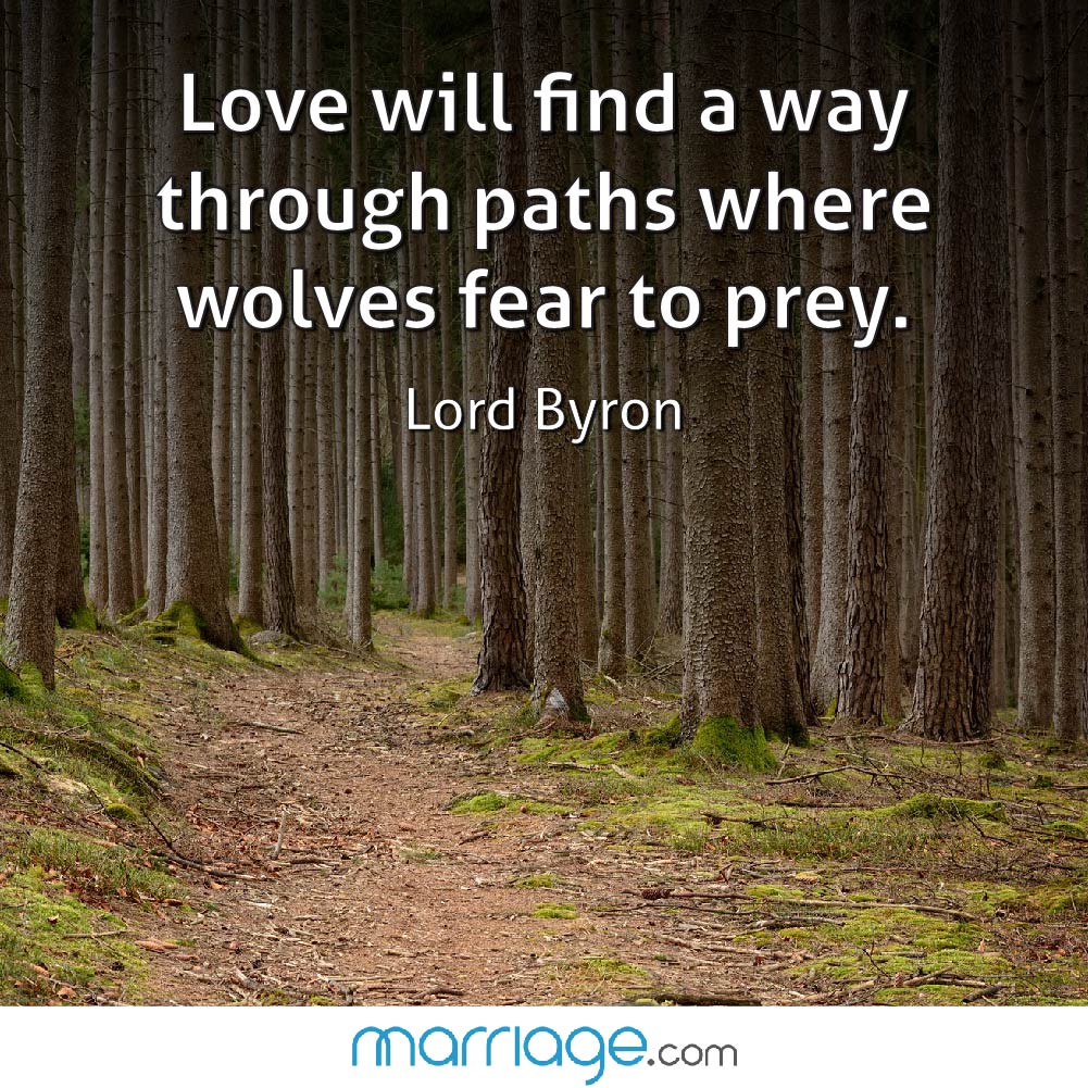 Love Will Find A Way Through Paths...