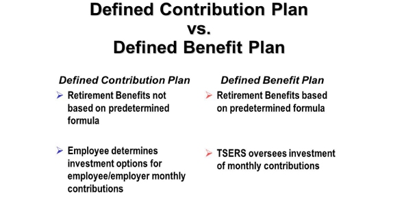 What is the difference between a defined contribution plan ... |Contribution Plan