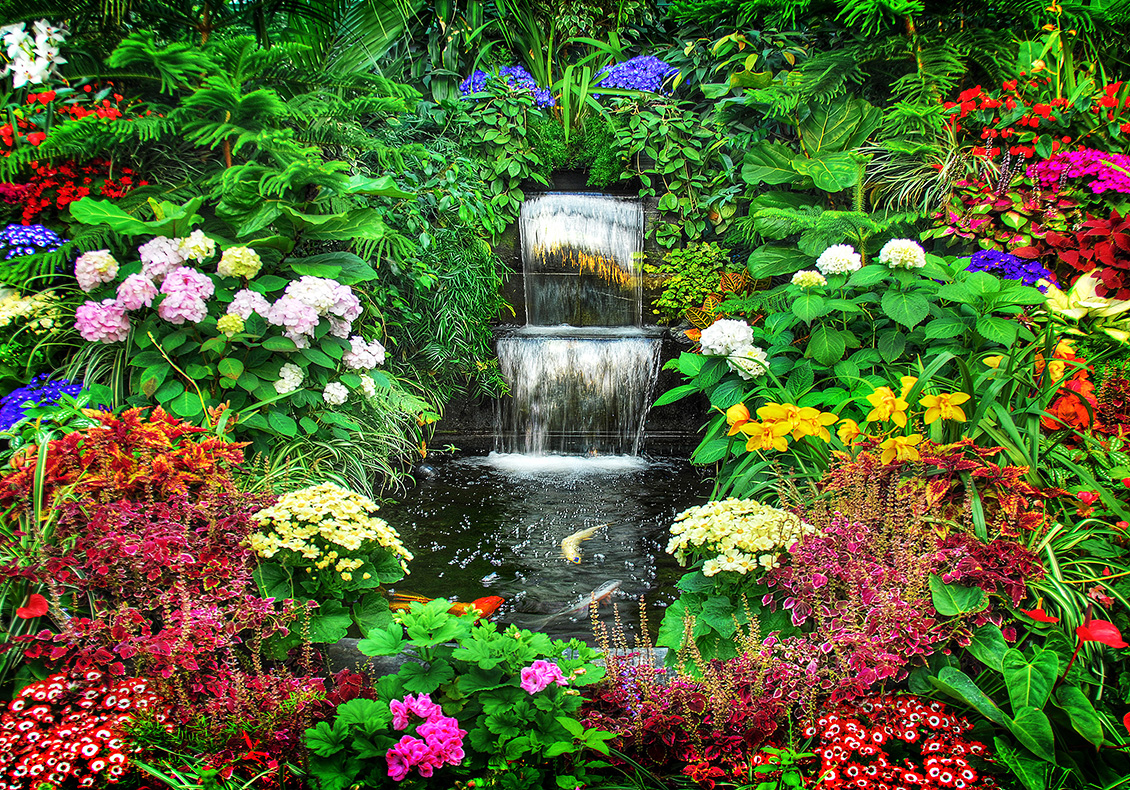 Pictures Of A Garden garden jigsaw puzzles - proprofs jigsaw puzzle games