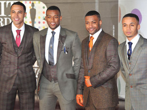 Jls Brit Awards