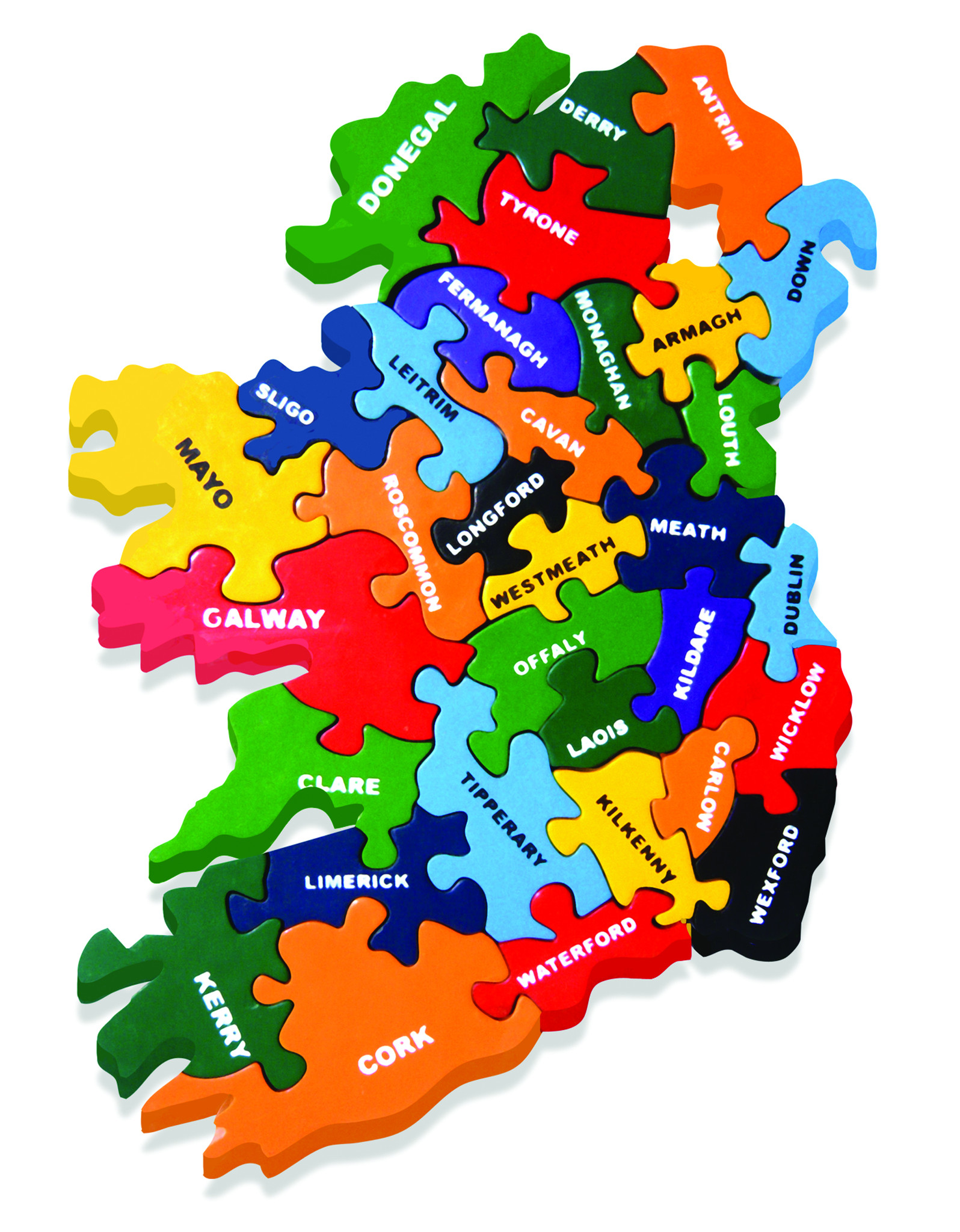 Interactive Jigsaw Map Of Ireland.Jigsaw Games By Date Page 8 Of 22
