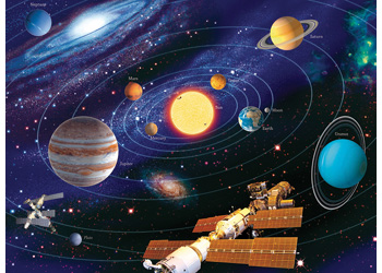 Solar System Jigsaw Puzzles - ProProfs Jigsaw Puzzle Games