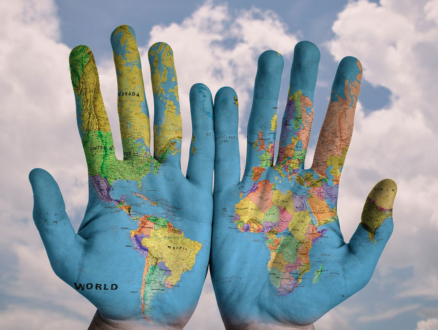 Whole World In God\'s Hands